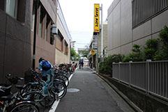 駅や目印からの道案内
